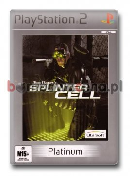 Tom Clancy\'s Splinter Cell [PS2] Platinum
