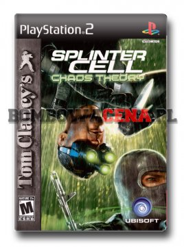 Tom Clancy's Splinter Cell: Chaos Theory [PS2] NTSC USA