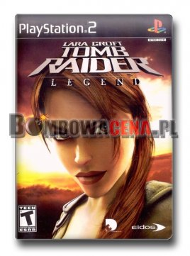 Tomb Raider: Legend [PS2] (błąd)
