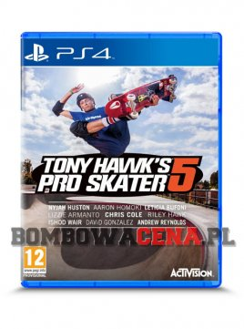 Tony Hawk\'s Pro Skater 5 [PS4]