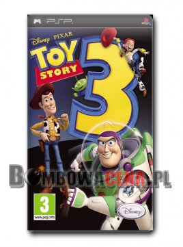 Toy Story 3: The Video Game [PSP]