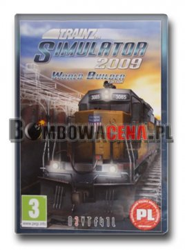 Trainz Simulator 2009 [PC] PL, World Builder Edition, n3vrf41l