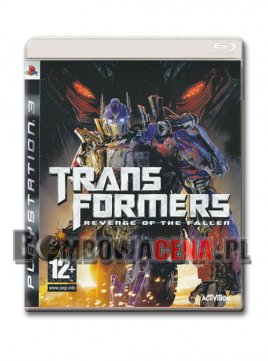 Transformers: Revenge of the Fallen - The Game [PS3]