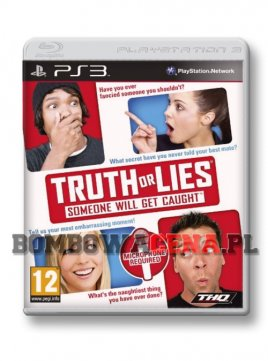 Truth or Lies [PS3] NOWA