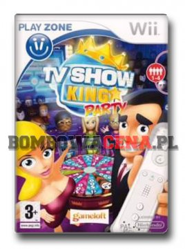 TV Show King Party [Wii] unikat