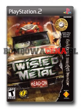 Twisted Metal: Head-On [PS2] NTSC USA