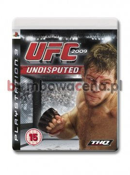 UFC 2009 Undisputed [PS3]