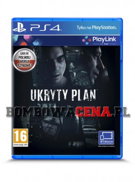 Ukryty plan [PS4] PL