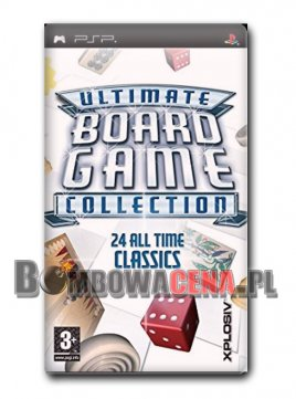 Ultimate Board Game Collection [PSP]