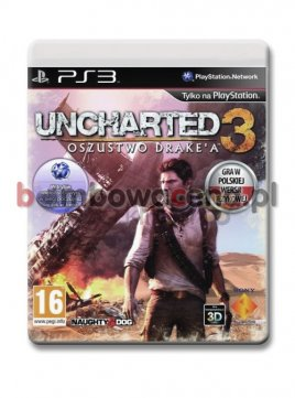Uncharted 3: Drake`s Deception [PS3]