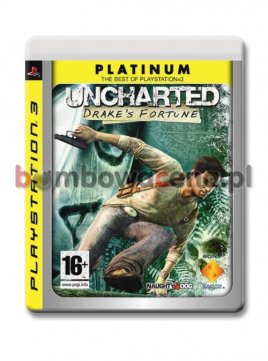 Uncharted: Drake's Fortune [PS3] Platinum