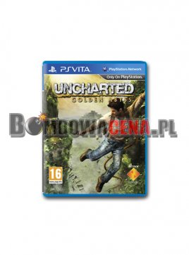 Uncharted: Golden Abyss [PS Vita]