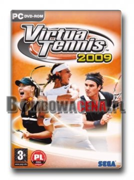 Virtua Tennis 2009 [PC] PL