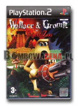 Wallace & Gromit in Project Zoo [PS2]