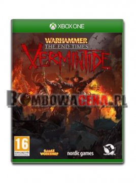 Warhammer: The End Times - Vermintide [XBOX ONE] PL, NOWA