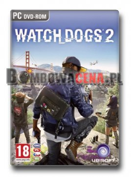Watch Dogs 2 [PC] PL, NOWA