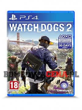 Watch Dogs 2 [PS4] PL