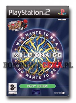 Who Wants to Be a Millionaire: Party Edition [PS2]