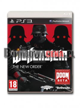 Wolfenstein: The New Order [PS3] PL