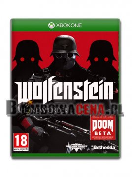 Wolfenstein: The New Order [XBOX ONE] PL