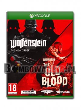 Wolfenstein: The New Order & The Old Blood [XBOX ONE] PL