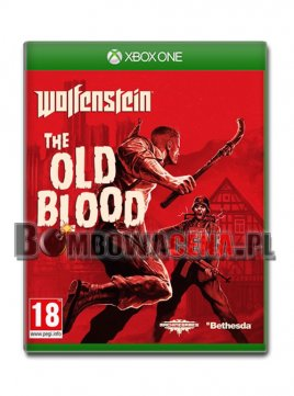 Wolfenstein: The Old Blood [XBOX ONE] PL