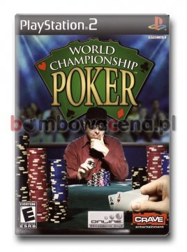 World Championship Poker [PS2] NTSC USA