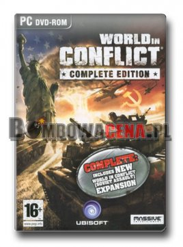 World in Conflict [PC] PL, Complete Edition