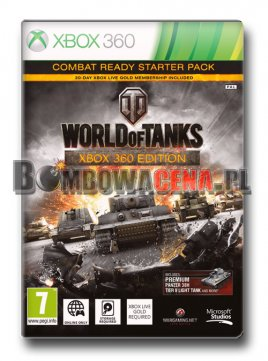 World of Tanks [XBOX 360] PL