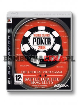 World Series of Poker 2008: Battle for the Bracelets [PS3]