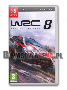 WRC 8 [Switch] Collector Edition, NOWA