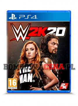 WWE 2K20 [PS4] NOWA