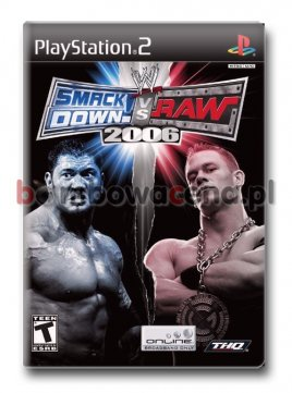 WWE SmackDown! vs. Raw 2006 [PS2]