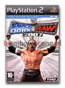 WWE SmackDown! vs. Raw 2007 [PS2]