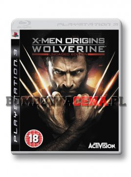 X-Men Origins: Wolverine [PS3] Uncaged Edition