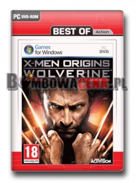 X-Men Origins: Wolverine [PC] Best of Action