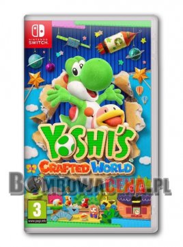 Yoshi's Crafted World [Switch] NOWA