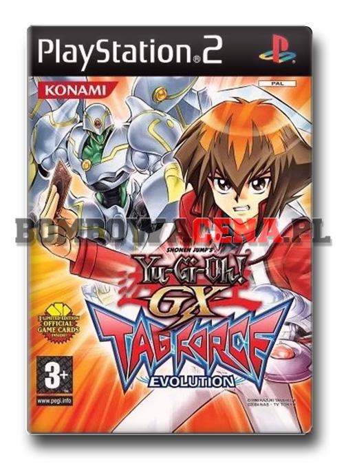 Yu-Gi-Oh GX: Tag Force Evolution - PS2 - Mix Cheats