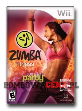 Zumba Fitness [Wii] NTSC USA